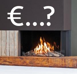 Wat kost een gashaard?
