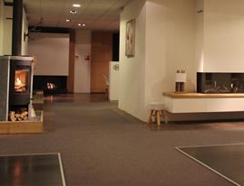 showroom gashaard Apeldoorn
